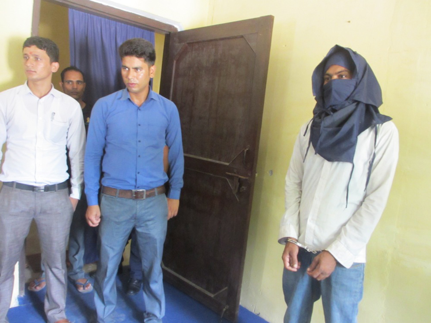 Child Killer Arrested From Haryana