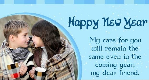 Happy New Year Wish, Quote, Photos